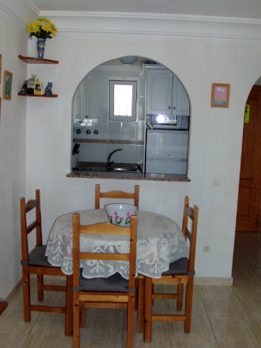 Flat in La Cala Finestrat - Vacation, holiday rental ad # 51891 Picture #11