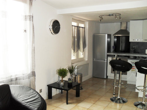 Flat Carcassonne - 2 people - holiday home  #51902