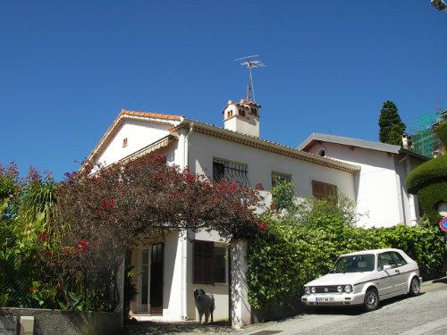 Maison à Roquebrune cap martin pour  4 •   animaux acceptés (chien, chat...)