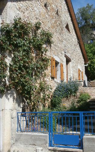 Gite à Valromey sur seran pour  4 •   avec terrasse   n°51926