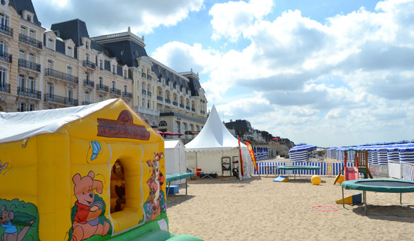 Flat in Cabourg - Vacation, holiday rental ad # 51939 Picture #14