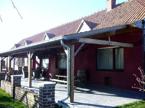 Ferme Alveringem - 10 personnes - location vacances  n°51981