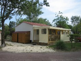 Chalet St Pierre D'oléron  - 4 people - holiday home  #16767