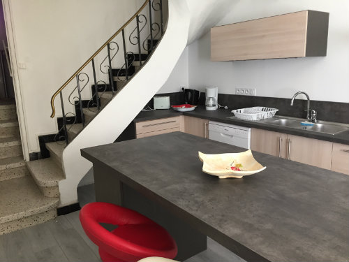 Gite in Nissan lez enserune for   6 •   2 bedrooms