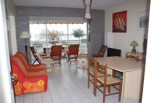 Flat Jard Sur Mer - 6 people - holiday home  #52054