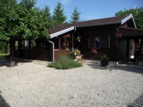 Chalet Labergement Foigney - 5 people - holiday home  #52060