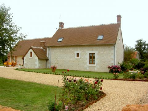 House Vicq Sur Nahon - 10 people - holiday home