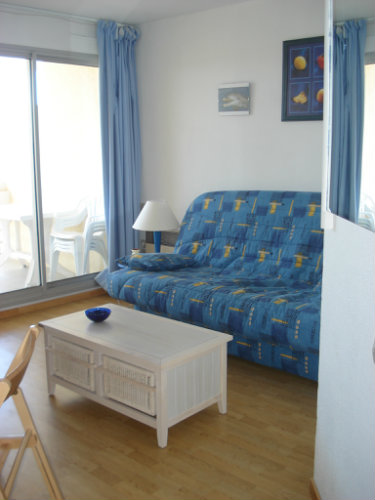 Studio in Canet en roussillon - Vacation, holiday rental ad # 52106 Picture #11