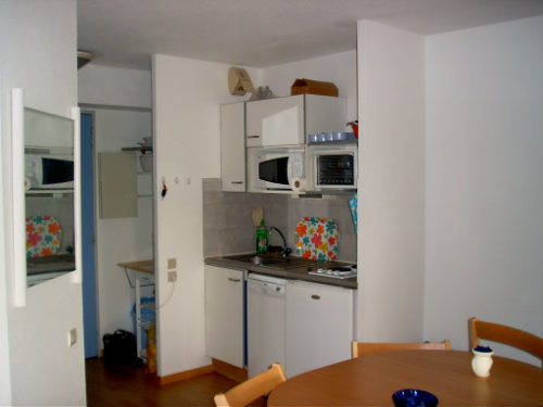 Studio in Canet en roussillon - Vacation, holiday rental ad # 52106 Picture #4