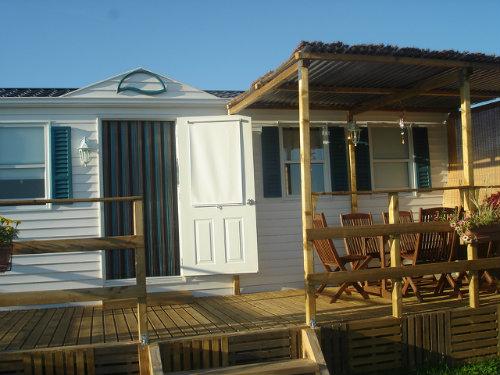 Mobil-home Vaissac - 5 personnes - location vacances  n°52108