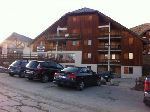 Chalet Saint Jean D'arves - 8 personnes - location vacances  n°52113