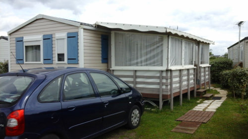Mobile home Lattes - 4 people - holiday home  #52114