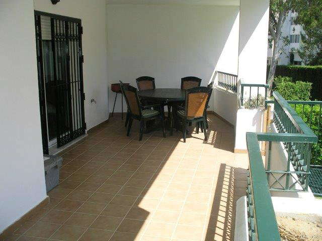 Flat in Sitio de Calahonda - Vacation, holiday rental ad # 52115 Picture #1