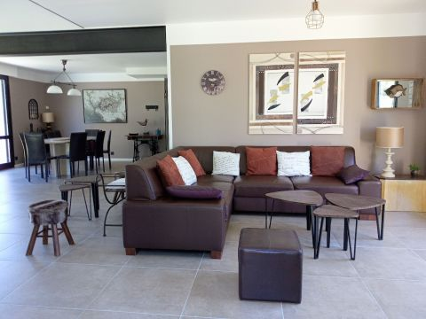 House in Arzon - Vacation, holiday rental ad # 52117 Picture #1
