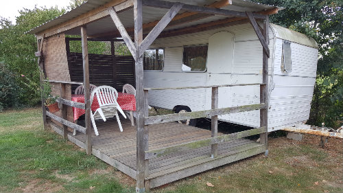 Caravan in Vaissac for   1 •   access for disabled    #52120