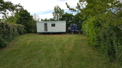 Mobile home Vaissac - 4 people - holiday home  #52121