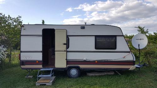 Caravane Vaissac - 1 personnes - location vacances