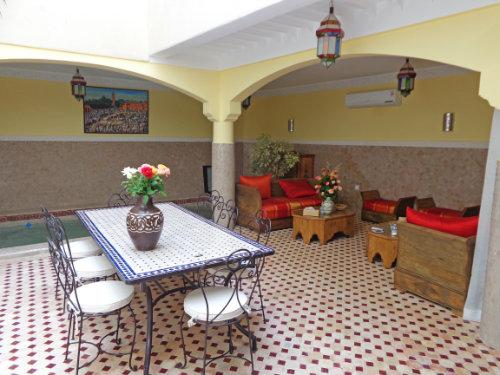 Maison 10 personnes Marrakech - location vacances  n°52138