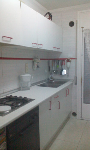 Flat St Pere Pescador - 3 people - holiday home  #52156