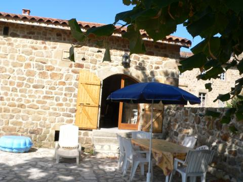 Gite 5 personnes Arlebosc - location vacances  n°52178