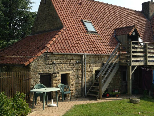 Gite Rinxent - 4 people - holiday home  #52218