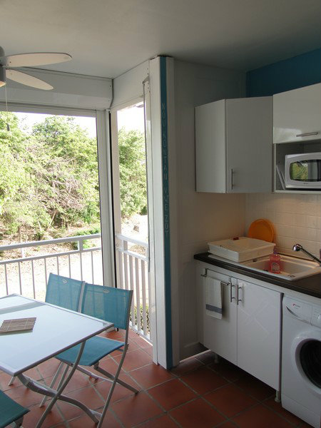 Studio in SAINT-FRANCOIS - Vacation, holiday rental ad # 52227 Picture #9