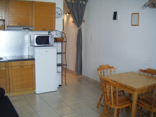 Appartement in Saint lary soulan le pla d' adet für  6 •   1 Schlafzimmer  N°52263