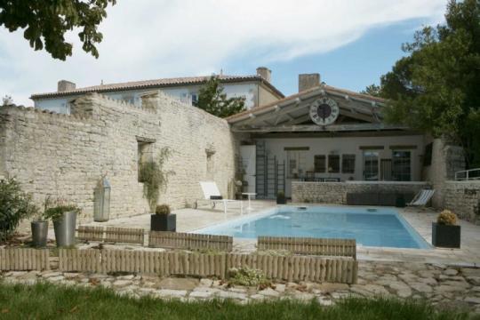 Maison La Flotte En Ré - 12 personnes - location vacances  n°52288