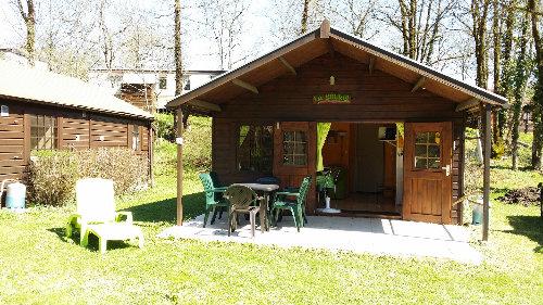 Chalet 6 personnes Tourtoirac - location vacances  n°52301
