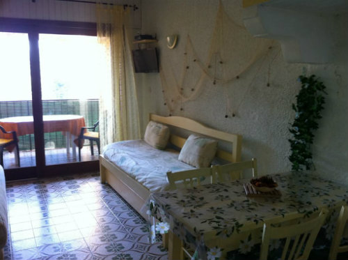 Studio in Calcatoggio - Vacation, holiday rental ad # 52317 Picture #1
