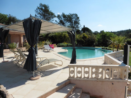House in LES ARCS SUR ARGENS - Vacation, holiday rental ad # 52329 Picture #1