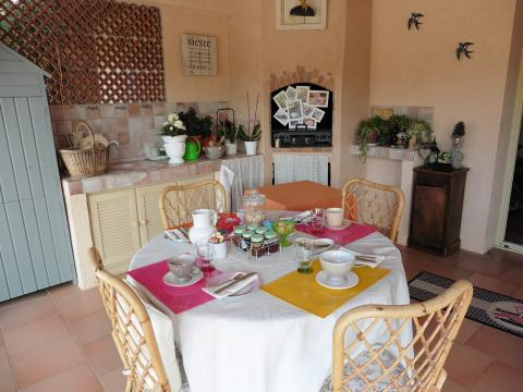 House in LES ARCS SUR ARGENS - Vacation, holiday rental ad # 52329 Picture #5