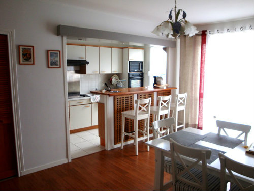 Flat in ROYAN - Vacation, holiday rental ad # 52339 Picture #0