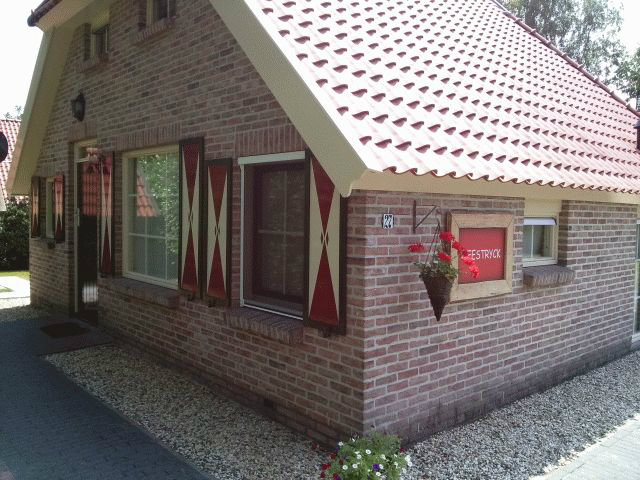 House Ijhorst - 4 people - holiday home  #52352