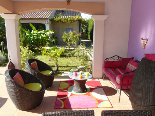 House in Nimes - Vacation, holiday rental ad # 52361 Picture #4