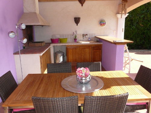 House in Nimes - Vacation, holiday rental ad # 52361 Picture #5
