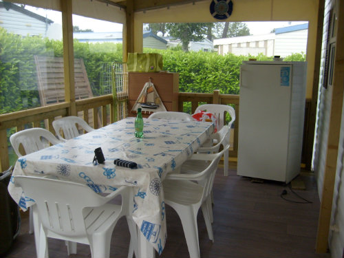 Mobile home in Pont aven - Vacation, holiday rental ad # 52406 Picture #1