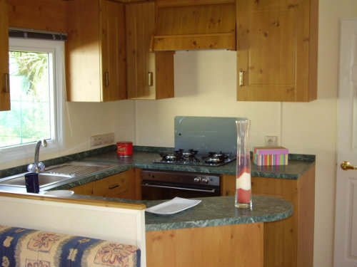 Mobile home in Pont aven - Vacation, holiday rental ad # 52406 Picture #10