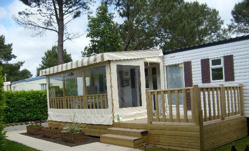 Mobil-home Pont Aven - 4 personnes - location vacances  n°52406