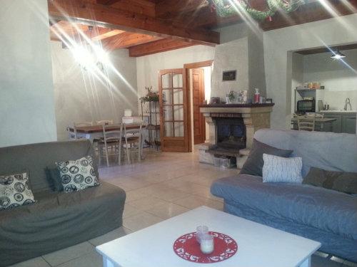 Maison 6 personnes Malbosc - location vacances  n°52416