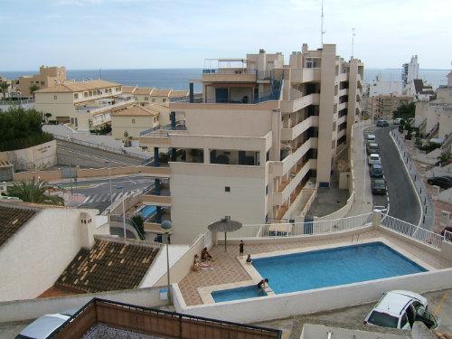 Appartement Santa Pola - 5 personnes - location vacances  n°52420
