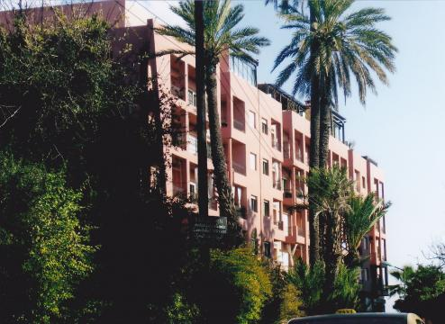 Flat Marrakech - 4 people - holiday home  #52433