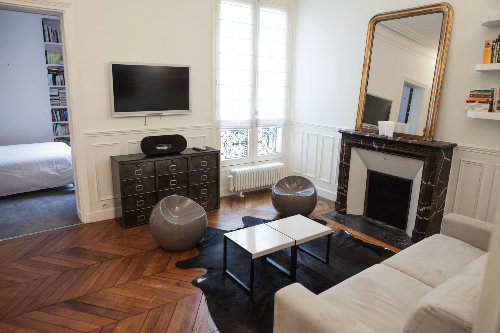 Flat in Paris - Vacation, holiday rental ad # 52472 Picture #2