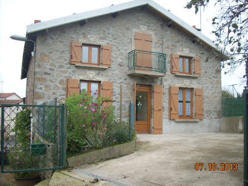 Gite in Sauviat for rent for  6 people - rental ad #52497