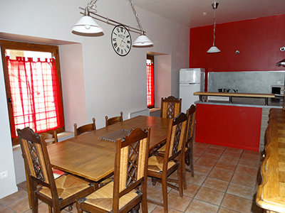 Gite Lavoute-chilhac - 10 people - holiday home