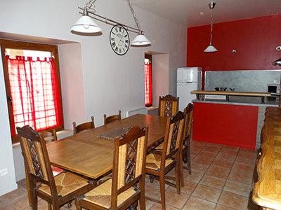 Gite Lavoute-chilhac - 10 personnes - location vacances  n°52502
