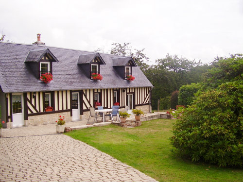 House Honfleur - 5 people - holiday home  #52509