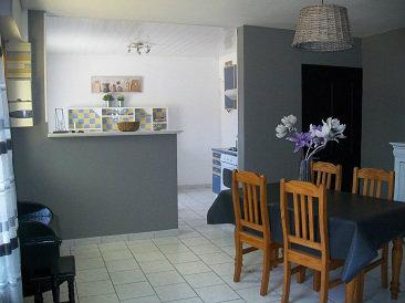 Casa rural Bléquin - 5 personas - alquiler n°52533