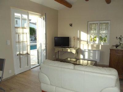 Gite Cabannes - 3 personnes - location vacances  n°52539