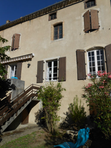 Maison à Montolieu pour  5 •   avec terrasse   n°52568